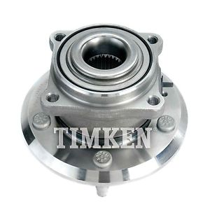 Wheel Bearing and Hub Assembly TIMKEN HA590333 fits 07-09 Suzuki XL-7