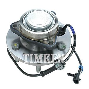 Wheel Bearing and Hub Assembly Front TIMKEN SP450301