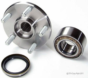 Front Wheel Hub Bearing Assembly with Warranty Free Shipping 518507