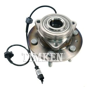Wheel Bearing and Hub Assembly Front/Rear TIMKEN SP500301