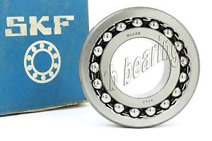 SKF RL14K Double Row Self-Aligning Ball Bearing I/D 45mm O/D 95mm Width 20mm