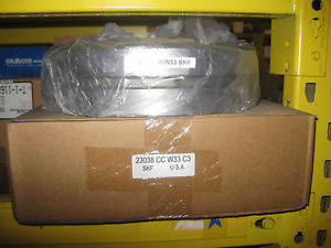 23038 M/W33 SKF BRONZE CAGE Spherical Roller BEARING FAG NTN Torrington