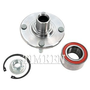 Wheel Bearing & Hub Assembly fits 2000-2011 Ford Focus TIMKEN