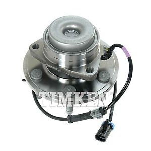 Wheel Bearing and Hub Assembly Front TIMKEN HA590307