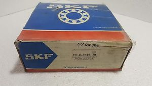 *NEW* SKF FY 2.7/16 TM,Flange-Mount Ball Bearing Unit – Four-Bolt Square