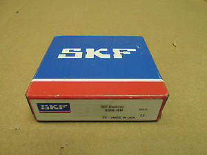 NIB SKF 6306 JEM BEARING NO SHIELDS 6306JEM 30x72x19 mm NEW