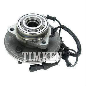 Timken Wheel Hub and Bearing Assembly Front Ford Lincoln Mercury Each SP470200
