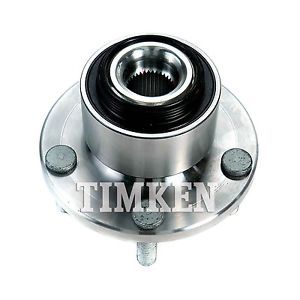 Wheel Bearing and Hub Assembly TIMKEN HA590323 fits 04-11 Volvo S40
