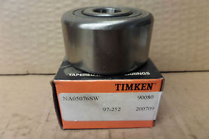 Timken Tapered Roller Bearing Set NA05076SW 90080 NA05076SW90080 New