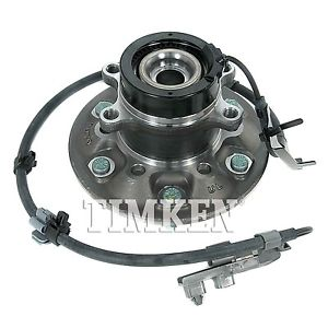 Wheel Bearing and Hub Assembly Front Right TIMKEN HA590062