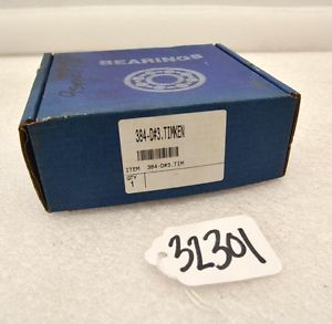 Timken 384D #3 Double Cup (Inv.32301)