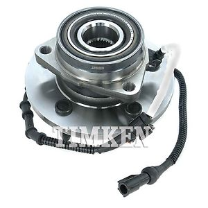 Wheel Bearing and Hub Assembly Front TIMKEN 515031