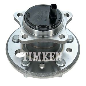 Wheel Bearing and Hub Assembly Rear Left TIMKEN HA592460