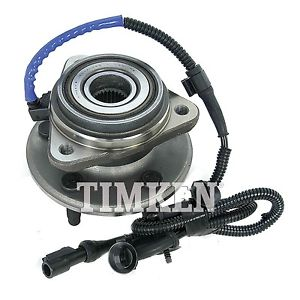 Wheel Bearing and Hub Assembly Front TIMKEN SP450201