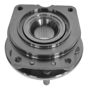 Front Wheel Hub & Bearing w/ABS TIMKEN for Pontiac Chevy