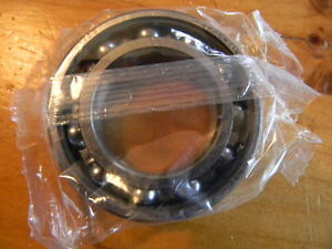 ONE SKF 6007 JEM (C3)EXPLORER OPEN BALL BEARING FAFNIR 9107K 35 X 62 X 14