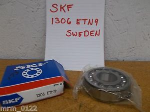 SKF 1306-ETN9 Ball Bearing New