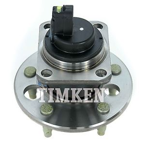 Wheel Bearing and Hub Assembly Rear TIMKEN 512003