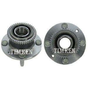 TIMKEN 512161 Rear Wheel Hub & Bearing Pair for Ford Mercury w/ABS