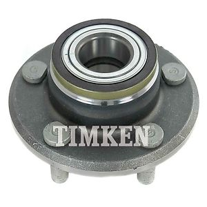 Wheel Bearing and Hub Assembly Front TIMKEN HA590030