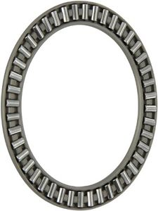 SKF AXK 80105 Thrust Needle Bearing, Axial Cage and Roller, Steel Cage, Metric,