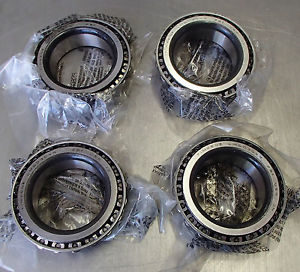 Timken LM603049 Tapered Roller Bearing Cone (LM 603049) Lot of 4 New No Box