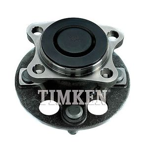 Wheel Bearing & Hub Assembly fits 2007-2007 Toyota Yaris TIMKEN