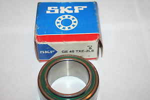 SKF Spherical Plain Roller Bearing GE-45-TXE-2LS * NEW