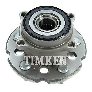 Wheel Bearing and Hub Assembly Rear TIMKEN HA590229