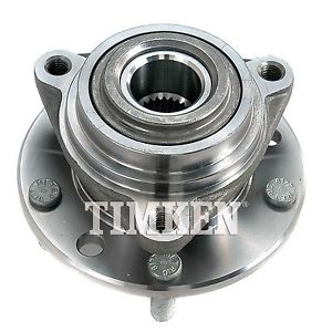 Wheel Bearing and Hub Assembly Front TIMKEN 513013