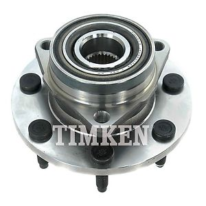 Wheel Bearing and Hub Assembly Front TIMKEN 515022 fits 97-99 Ford F-250
