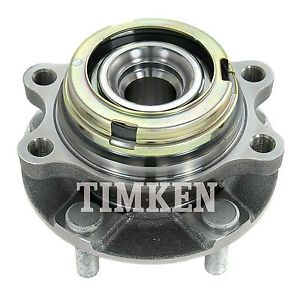 Wheel Bearing and Hub Assembly Front TIMKEN HA590124 fits 03-08 Infiniti FX35