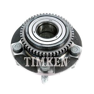 Wheel Bearing and Hub Assembly Front TIMKEN 513115 fits 94-04 Ford Mustang