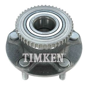 Wheel Bearing & Hub Assembly fits 2002-2006 Infiniti Q45 TIMKEN