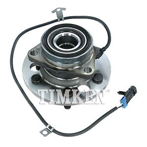 Wheel Bearing and Hub Assembly Front-Left/Right TIMKEN SP550307