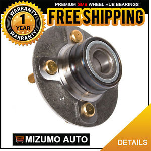 1 New Rear Left or Right Wheel Hub Bearing Assembly w/o ABS GMB 746-0118