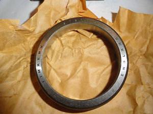 Timken Tapered Roller Bearing, Cup, 2720B