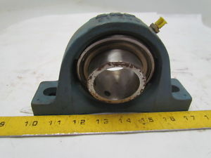 "SKF SY1.11/16TF 1 11/16""Bore Diameter Ball Bearing Pillow Block"