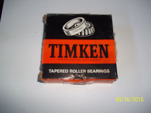 687/672, Timken, TAPERED ROLLER BEARING and CONE. SINGLE ROW,