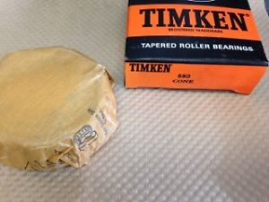TIMKEN TAPERED ROLLER BEARING CONE 580 *NEW*