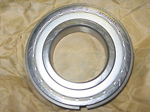 SKF 6210-ZNBR Single Row Ball Bearing w/ Snap Ring 6210ZNBR