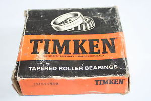 Timken JM511910 Tapered Bearing Single Cup JM-511910 * NEW *