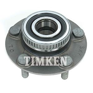 Wheel Bearing and Hub Assembly Rear TIMKEN 512029