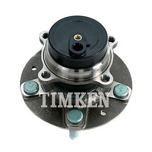 Wheel Bearing and Hub Assembly Front TIMKEN HA590205 fits 06-15 Mazda MX-5 Miata