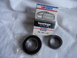 NOS Carquest Timken RW-507-CR Wheel Bearing w/ Spacer Ring NORS Original Box USA