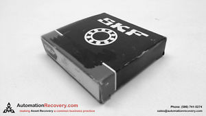 SKF 7209 BEY ANGULAR BEARING INNER DIAMETER 45MM OUTER DIAMETER, NEW #113569