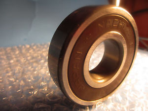NACHI 6305 2NSE, Deep Groove Roller Bearing, (=2 SKF 6305 2RS)