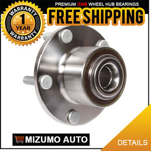 1 New Front Left or Right Wheel Hub Bearing Assembly w/ ABS GMB 799-0157