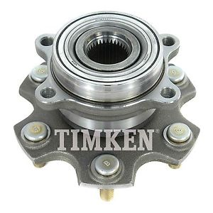 Wheel Bearing & Hub Assembly fits 2001-2006 Mitsubishi Montero TIMKEN