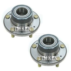 TIMKEN Wheel Bearing & Hub Assembly Rear Pair Set for Stealth 3000GT NEW